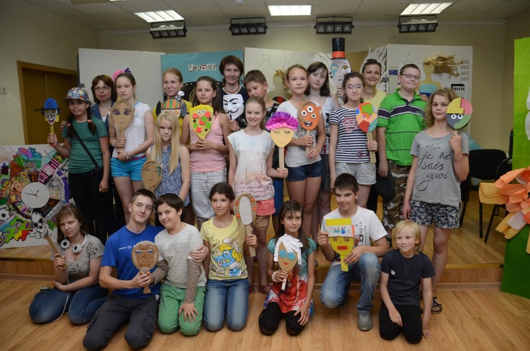 Школа дизайна для детей в москве